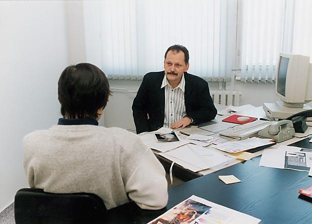 W trakcie rozmowy kwalifikacyjnej używaj fachowego słownictwa /© Bauer