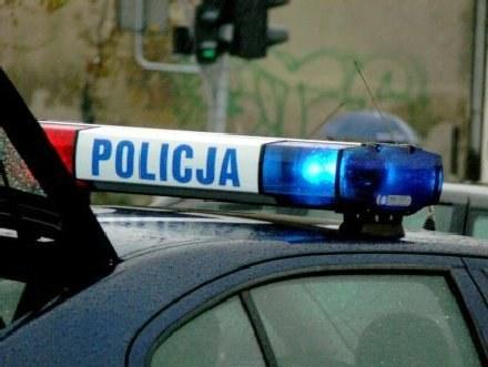 W trakcie ucieczki omal nie przejechał policjantów / fot. T. Piekarski /Agencja SE/East News