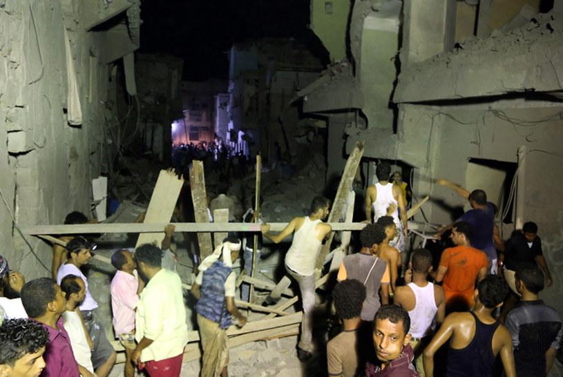 W trwającej od 18 miesięcy wojnie domowej w Jemenie śmierć poniosło około 10 tys. osób /AFP