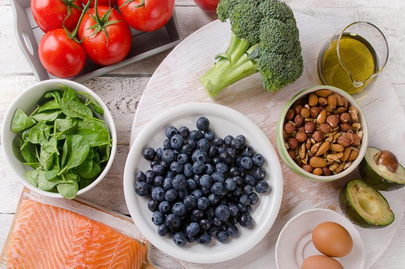 W twojej codziennej diecie powinny się znaleźć określone produkty /123RF/PICSEL