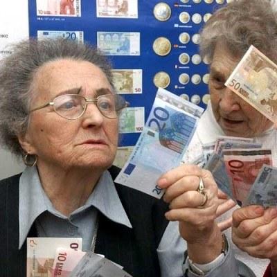 W tydzień złoty umocnic się ma wobec euro do poziomu 4,03 /AFP