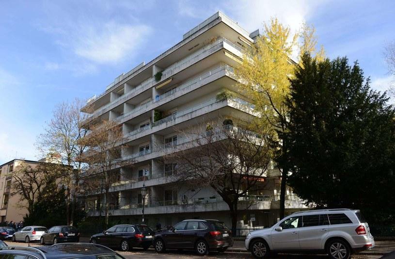 W tym budynku, w mieszkaniu Corneliusa Gurlitta, znaleziono obszerną kolekcję dzieł sztuki /AFP