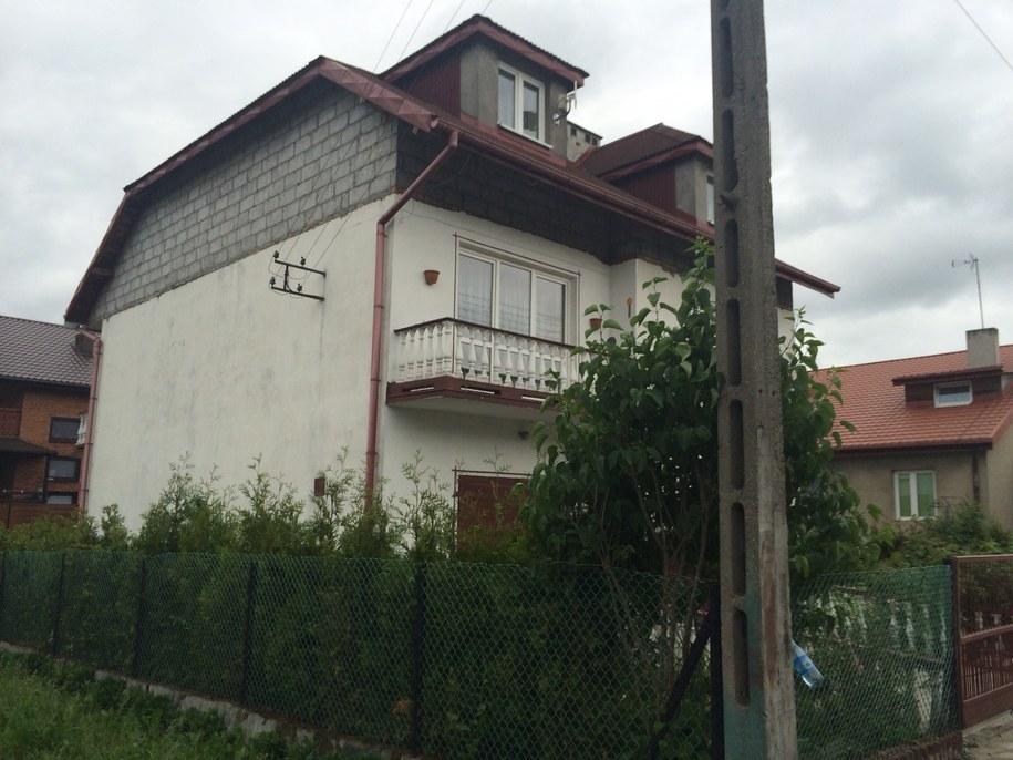 W tym domu mieszka rodzina zastępcza /Agnieszka Wyderka /RMF FM