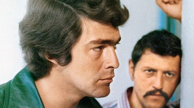 W tym odcinku Maj (Leszek Teleszyński, z lewej) trafi do Wiednia i Budapesztu /East News