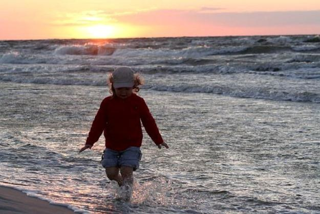 W tym roku, by cieszyć się morzem, trzeba będzie pocierpieć /INTERIA.PL