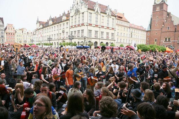 W tym roku do Wrocławia miał przyjechać Gary Moore /materiały prasowe