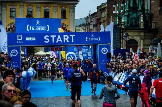 W tym roku jest już 18. edycja Cracovia Maraton /Cracovia Maraton /