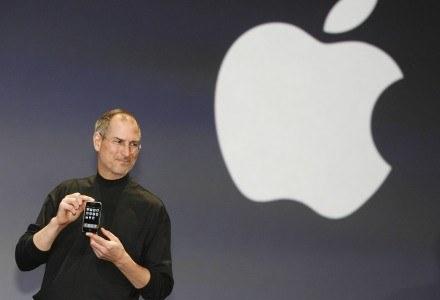 W tym roku Jobs pokazał iPhone'a. Czy za rok przyjdzie pora na Newtona? /AFP
