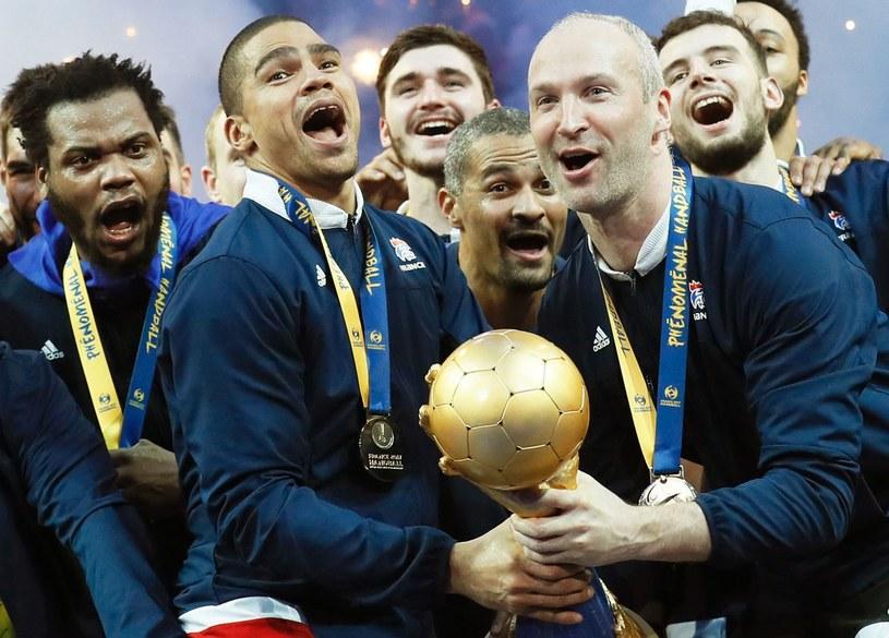 W tym roku mistrzostwo świata zdobyli Francuzi /AFP