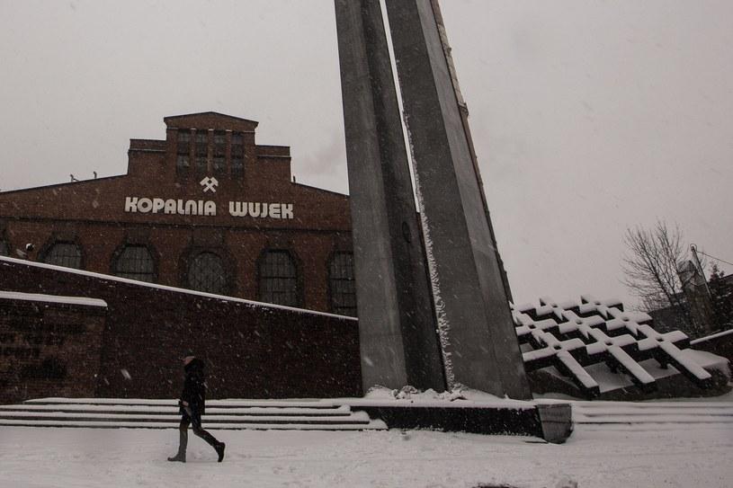 W tym roku przypada 35 rocznica Pacyfikacji kopalni Wujek /Dominik Gajda /Reporter