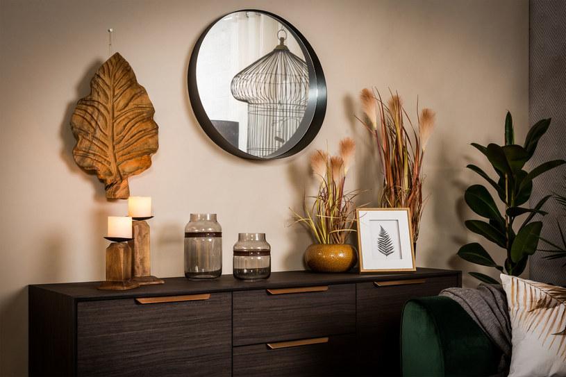 W tym sezonie styl bazuje na odcieniach ziemi oraz szerokiej gamie kolorów herbaty, fot. salony Agata /materiały prasowe