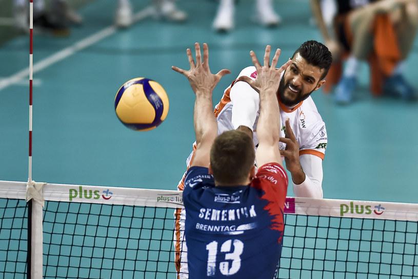 W tym sezonie ZAKSA trzykrotnie pokonała Jastrzębski Węgiel /Marcin Bulanda/PressFocus /Newspix