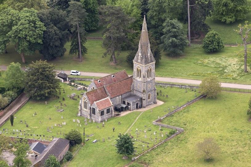 """W tym XII-wiecznym kościele już 20 maja Pippa i James powiedzą sobie: """"tak"""" /East News"""