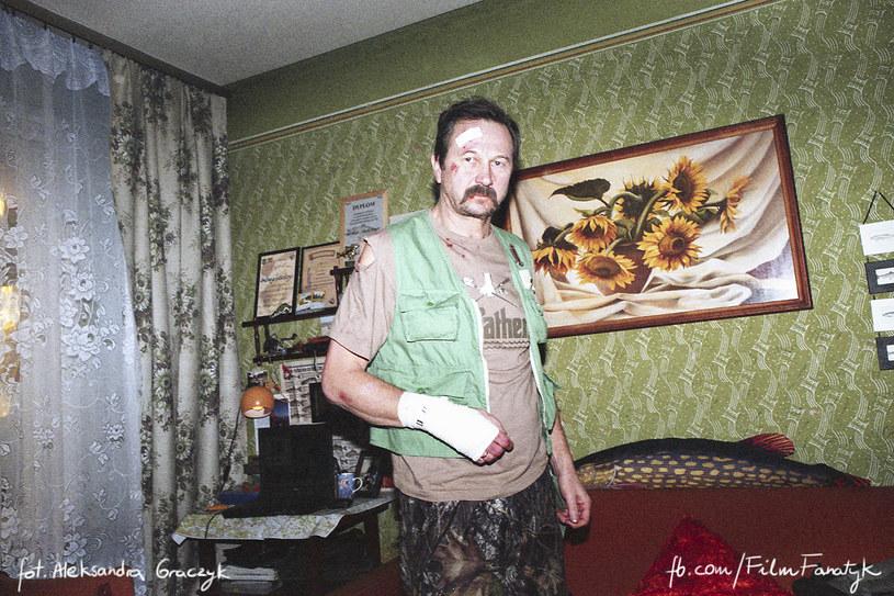 W tytułową rolę wcielił się Piotr Cyrwus /materiały prasowe