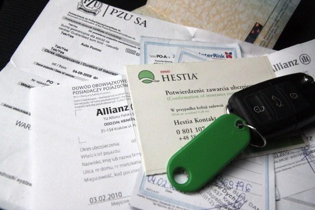 W ubezpieczeniach szykują się zmiany /INTERIA.PL