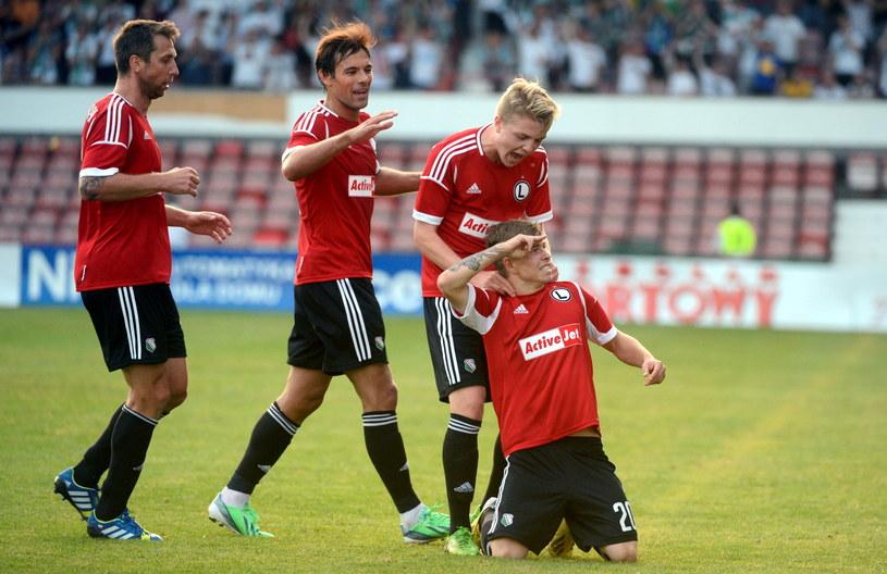 W ubiegłym roku Legia osiągnęła najwyższe przychodzy spośród polskich drużyn /Fot. Bartłomiej Zborowski /PAP