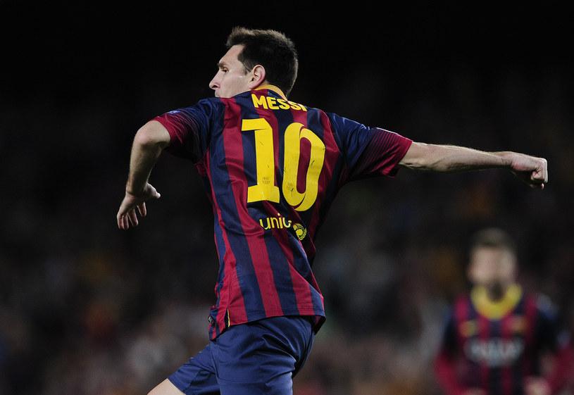 W ubiegłym roku Lionel Messi pobił rekord legendarnego Gerda Muellera /AFP
