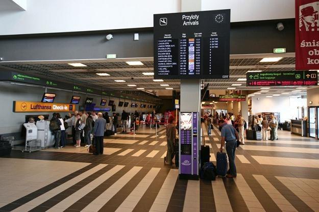 W ubiegłym roku na lotnisku w Pyrzowicach odprawiono ponad 2,4 mln /fot. Adrian Slazok /Reporter