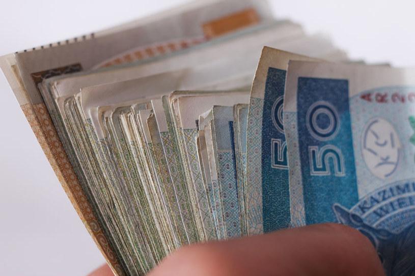 W ubiegłym roku zarobki wciąż rosły /123RF/PICSEL