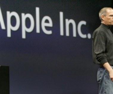 W umyśle Steve'a Jobsa