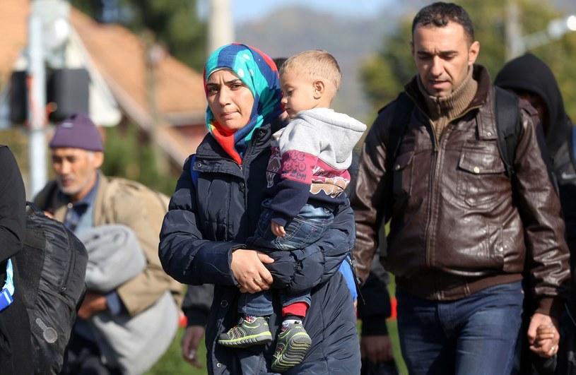 W Unii Europejskiej nie ma zgody ws. rozwiązania kryzysu migracyjnego /AFP