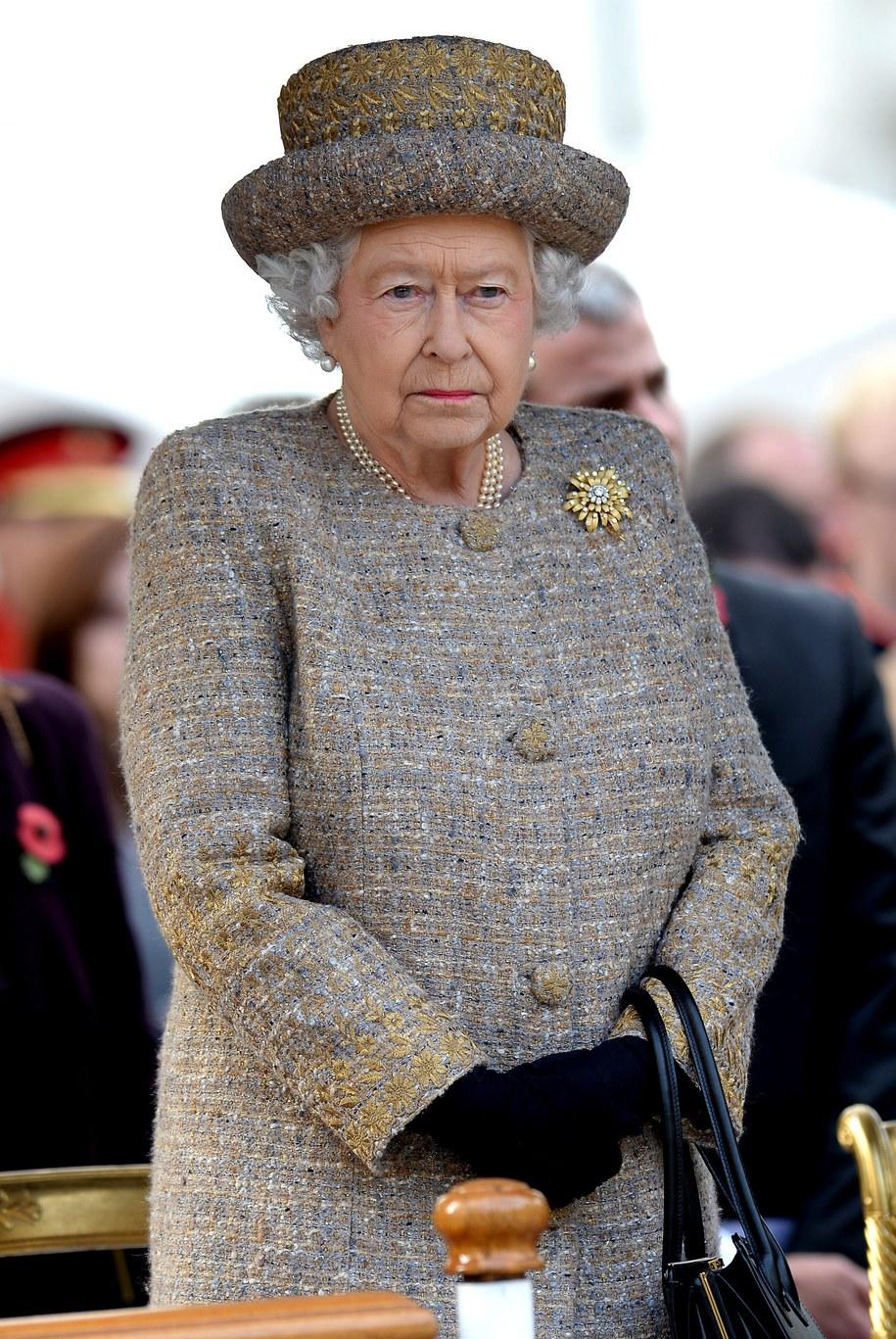 W uroczystościach ma wziąć udział królowa Elżbieta II /SERGEANT RUPERT FRERE RLC / BRITISH MINISTRY OF DEFENCE /PAP/EPA