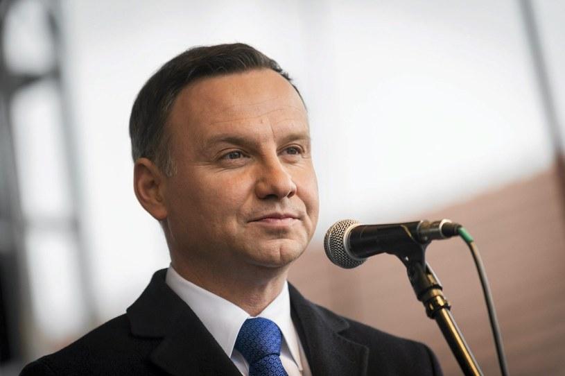 W uroczystościach weźmie udział prezydent Andrzej Duda /Łukasz Krajewski /