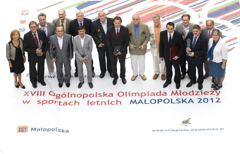 W uroczystym podsumowaniu wziął udział Jacek Krupa, członek zarządu województwa małopolskiego /Informacja prasowa