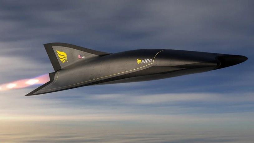 W USA powstanie samolot pasażerski, który rozpędzi się do 6000 km/h /Geekweek