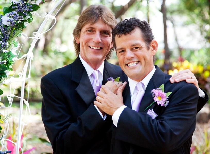 W USA rozpada się co drugie małżeństwo homoseksualne /123RF/PICSEL