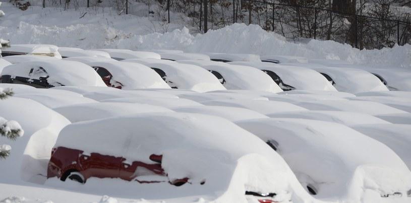 W USA szaleją śnieżyce /PAP/EPA