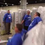 W USA ułożono rekordowe ludzkie domino!
