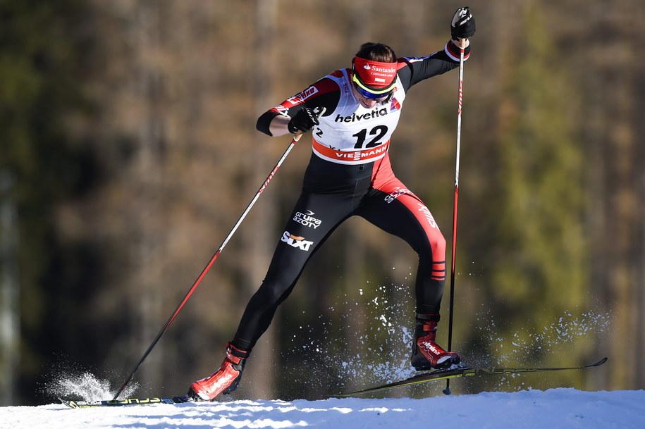 W Val di Fiemme odbędzie się siódmy etap narciarskiego cyklu Tour de Ski /GIAN EHRENZELLER /PAP/EPA