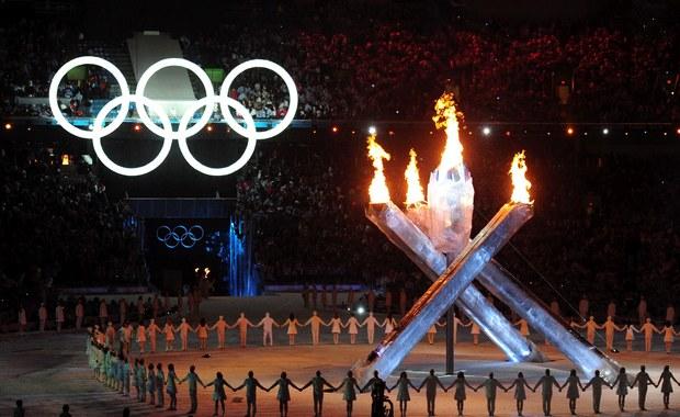 W Vancouver zapłonął olimpijski znicz
