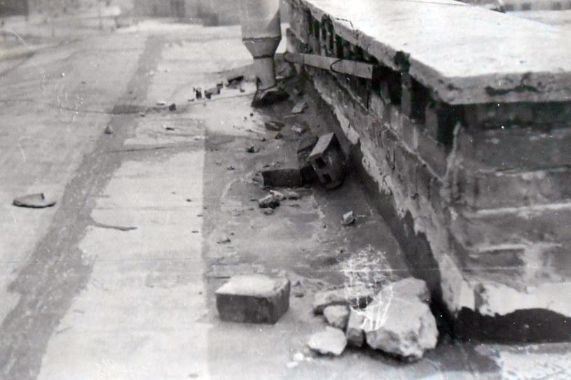 W walkach ludzie używali wszystkiego, co mieli pod ręką. Fot. z archiwum IPN /Archiwum autora