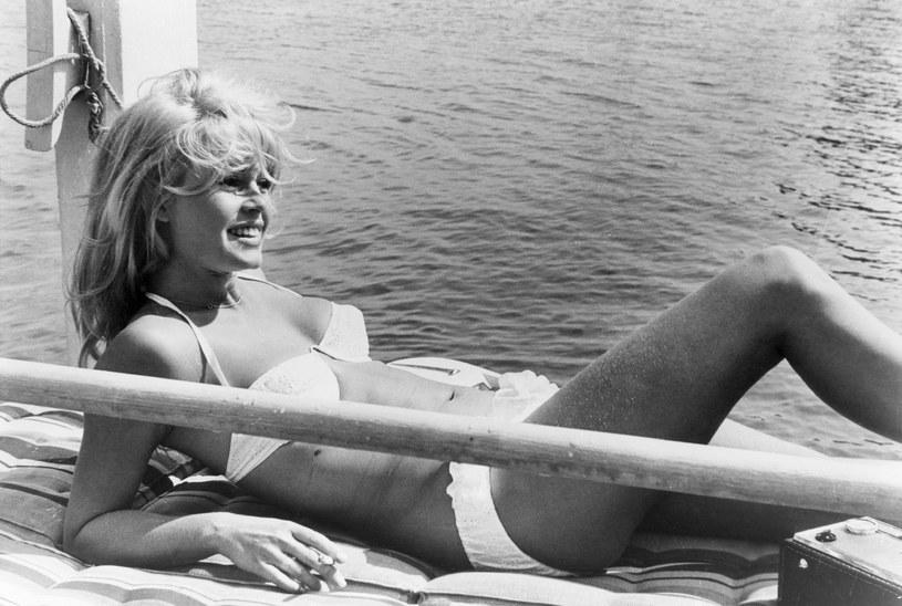 W Warosii wypoczywała m.in. Brigitte Bardot /Granger History Collection /Agencja FORUM
