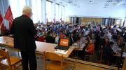 W Warszawie kongres założycielski partii Ruch Sprawiedliwości Społecznej