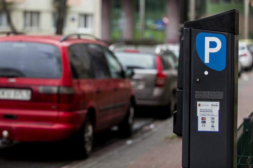 W Warszawie może być najwyższa kara w kraju za brak opłaty parkingowej /Jakub Wosik  /Reporter