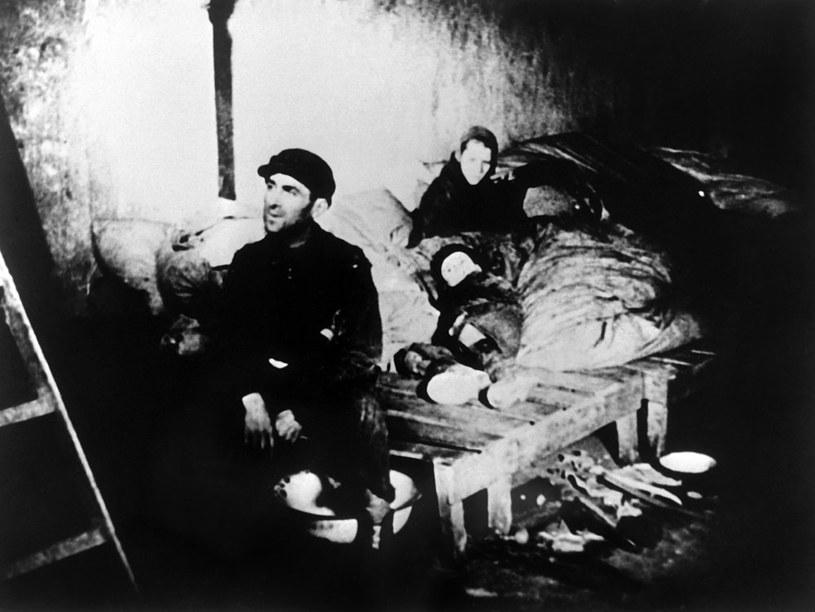 W warszawskim getcie panował głód, szerzyły się choroby i panowały tragiczne warunki sanitarne /AFP