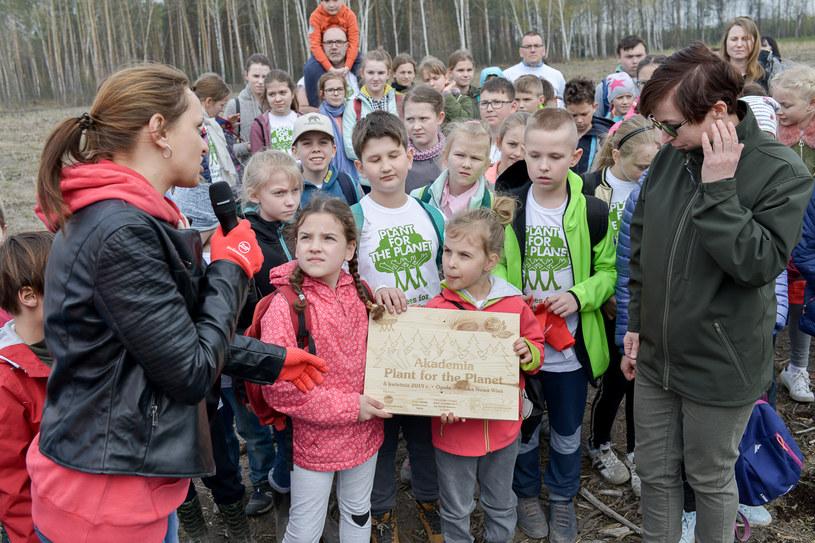 W warsztatach uczestniczyło 65 dzieci z Opola i okolic /INTERIA.PL/materiały prasowe