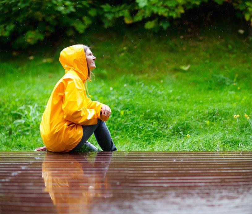W weekend będzie padać /123RF/PICSEL