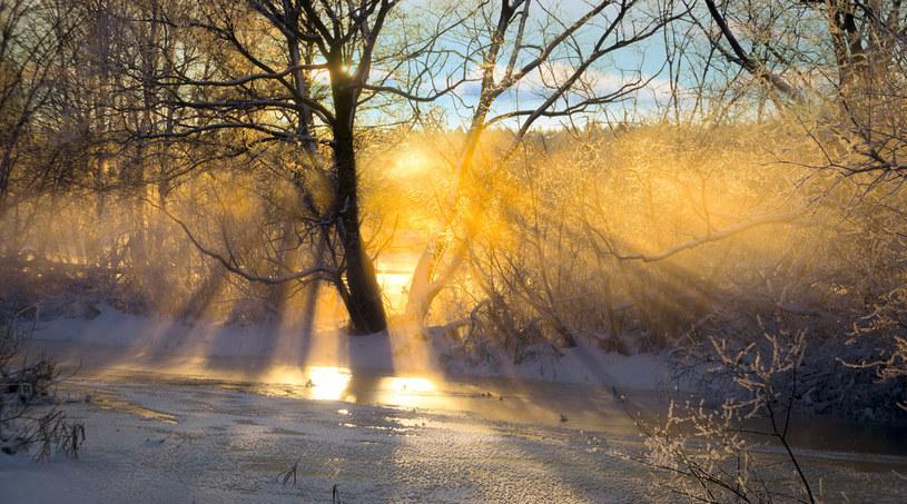 W weekend ochłodzenie. Czy to znak, że zima sobie o nas przypomniała? /123RF/PICSEL