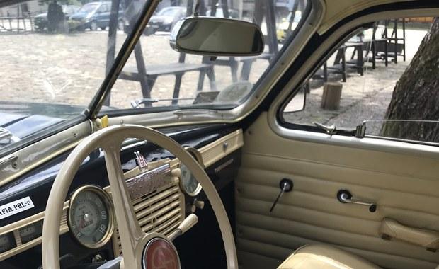 W weekend zabytkowe samochody pojawią się na malowniczym rynku w Lanckoronie