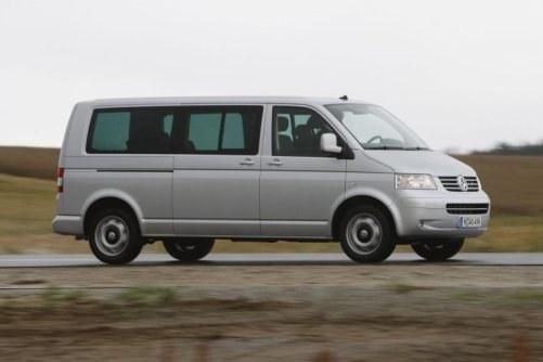 W wersji długiej rozstaw osi rośnie aż do 340 cm. /Volkswagen