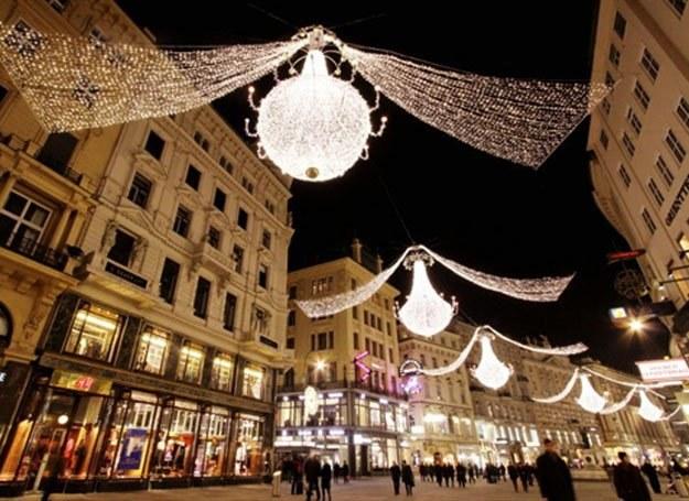W Wiedniu znajdziesz najbardziej luksusowe sklepy /AFP