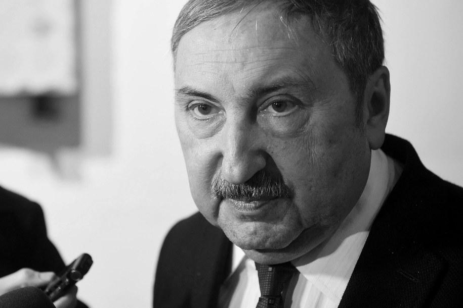 W wieku 63 lat zmarł Bogusław Banaszak, sędzia Trybunału Stanu. /Radek Pietruszka /PAP