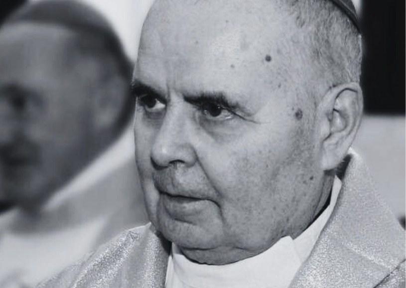 W wieku 83 lat zmarł biskup senior archidiecezji warszawskiej Marian Duś /Twitter/EpiskopatNews /Twitter