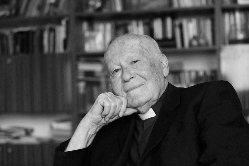 W wieku 93 lat zmarł ks. prałat Władysław Basista /LUCYNA NENOW / POLSKA PRESS/Polska Press /East News