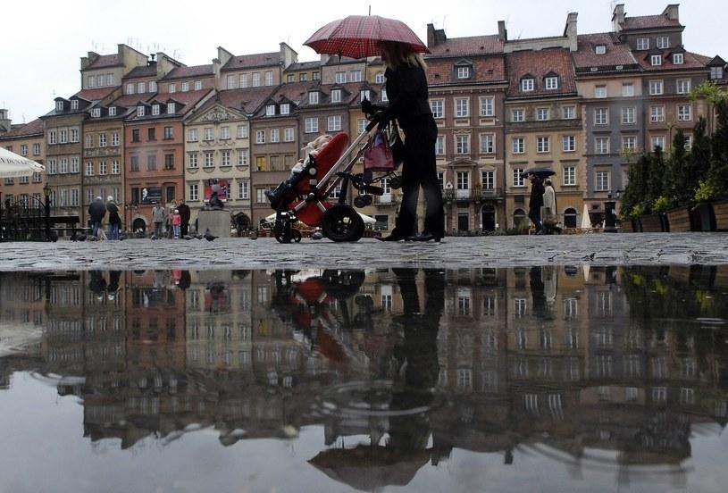 W Wielkanoc ma być deszczowo i pochmurno /Donat Brykczyński /Reporter