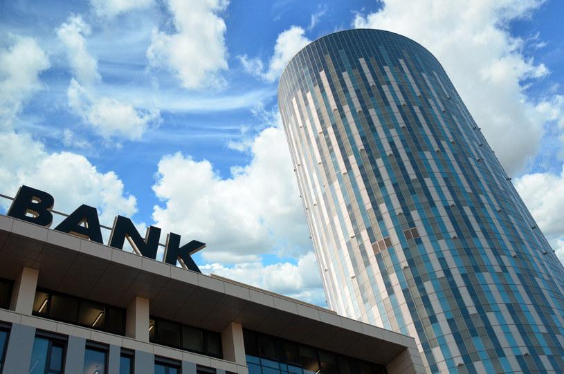 W wielkich bankach pranie brudnych pieniędzy jest masowe /123RF/PICSEL